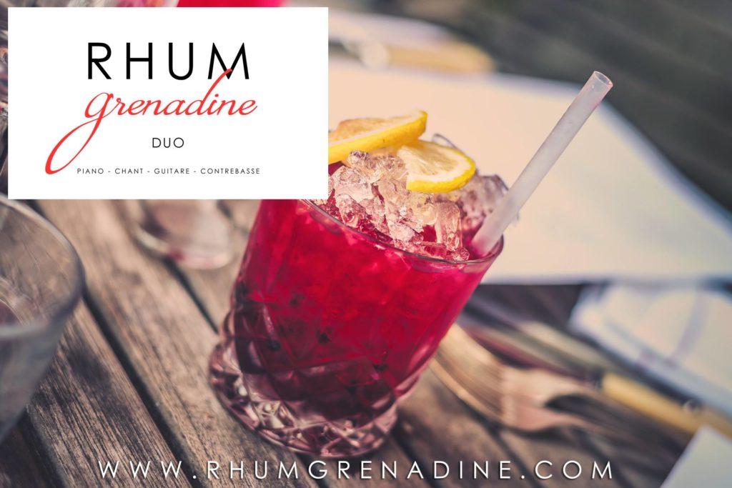 Soirée Rhum Grenadine