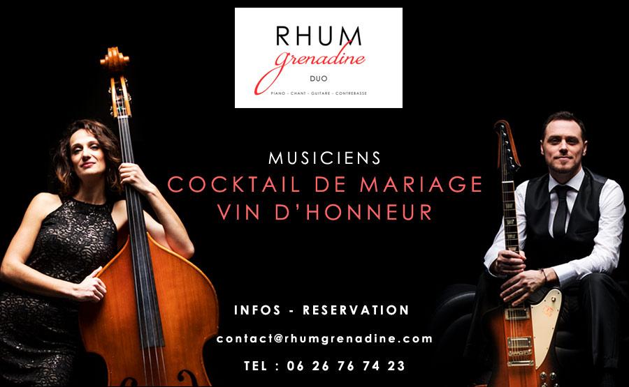 Musiciens mariage montpellier