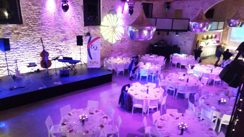 Musiciens soirée d'entreprise à Montpellier