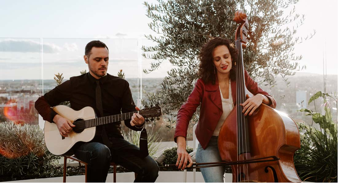 Musiciens mariage Montpellier Gard